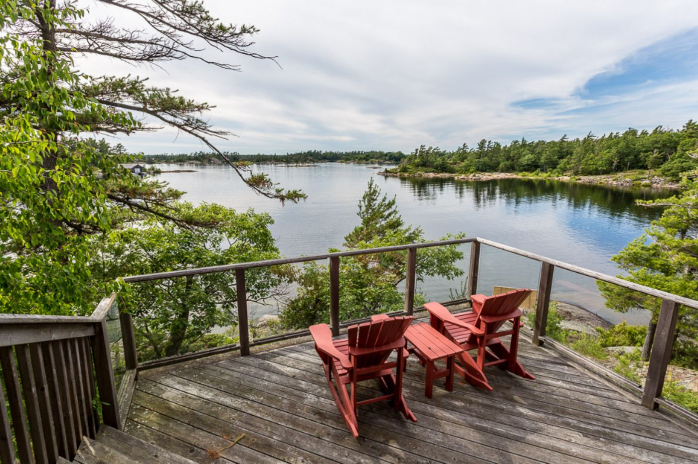 Lumsden Island Georgian Bay Cottages For Sale Waterfront