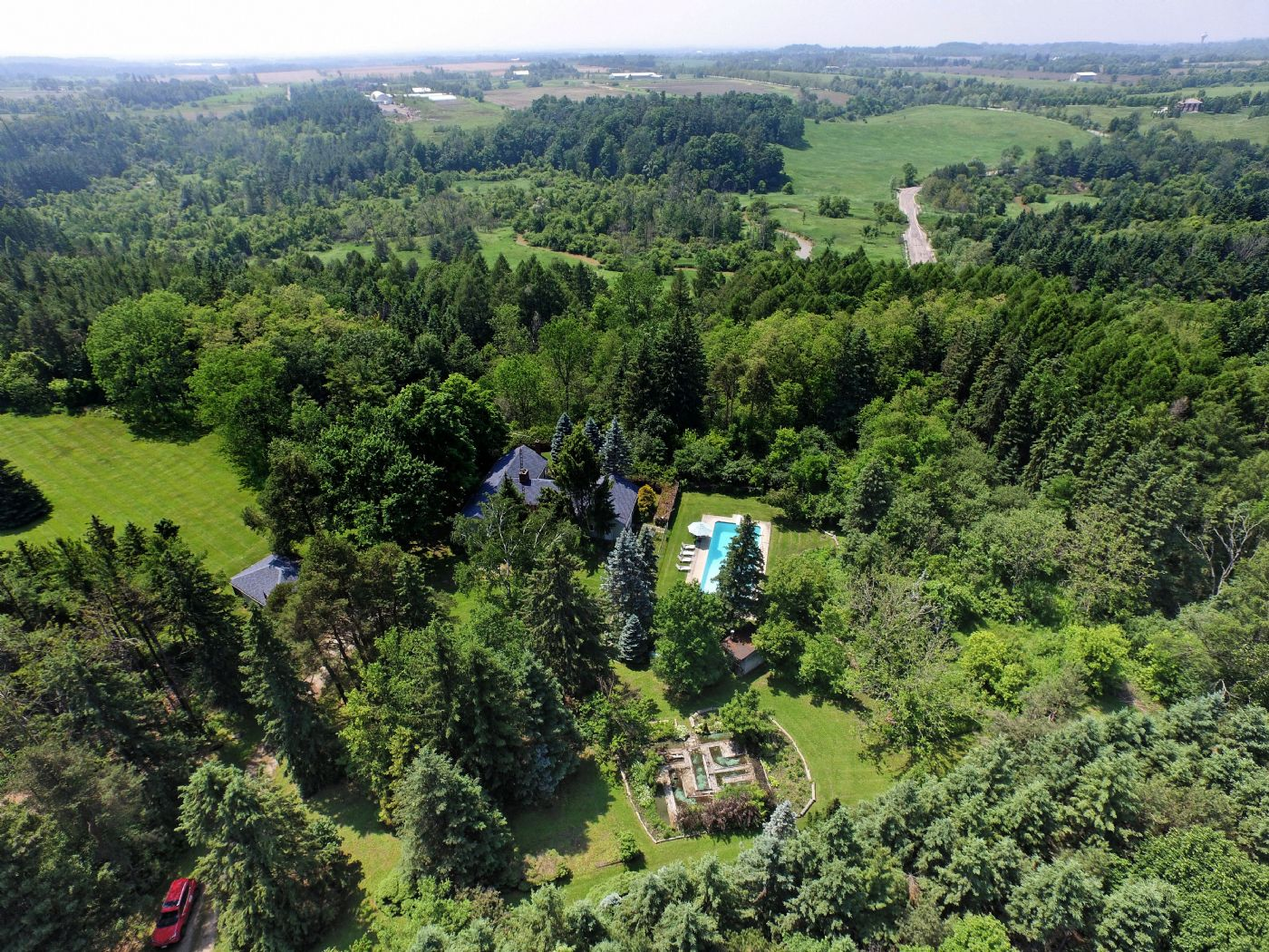 north vaughan 105 acres caledon country homes luxury real