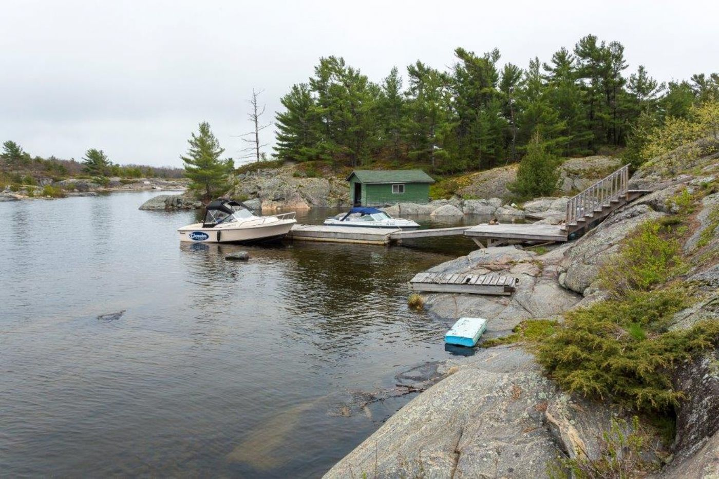 Killkare Island Georgian Bay Cottages For Sale Waterfront