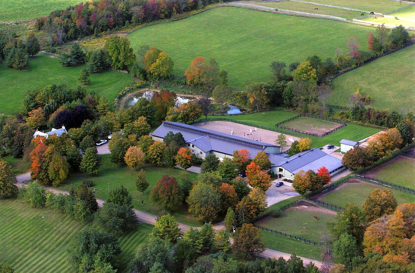 Noted Caledon Horse Farm Caledon Country Homes Luxury Real Estate King City Moffat Dunlap