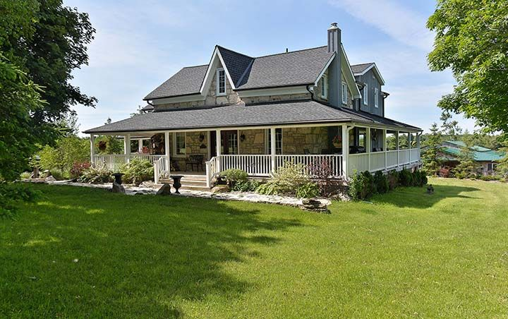 Wonderful Country Homes For Sale And Luxury Real Estate Including Horse Farms And  Property In The Caledon