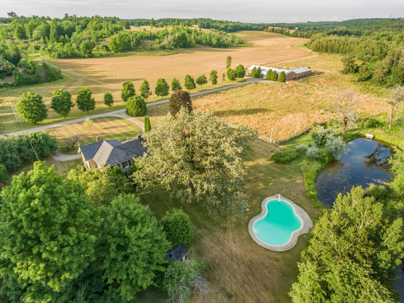 Mono Cliffs Farm Caledon Country Homes Luxury Real Estate