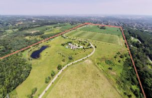96 Acres Overlooking Aurora - Country homes for sale and luxury real estate including horse farms and property in the Caledon and King City areas near Toronto