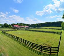 Stable Complex - Country homes for sale and luxury real estate including horse farms and property in the Caledon and King City areas near Toronto