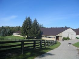 Barn - Country homes for sale and luxury real estate including horse farms and property in the Caledon and King City areas near Toronto