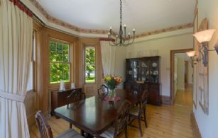 Formal Dining Room - Country homes for sale and luxury real estate including horse farms and property in the Caledon and King City areas near Toronto