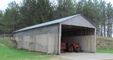 Storage Building - Country homes for sale and luxury real estate including horse farms and property in the Caledon and King City areas near Toronto