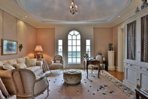 Palladian Room - Country homes for sale and luxury real estate including horse farms and property in the Caledon and King City areas near Toronto
