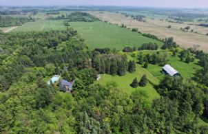 East View - Country homes for sale and luxury real estate including horse farms and property in the Caledon and King City areas near Toronto