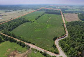 Crop Land - Country homes for sale and luxury real estate including horse farms and property in the Caledon and King City areas near Toronto