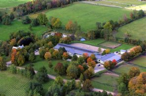 Noted Caledon Horse Farm - Country Homes for sale and Luxury Real Estate in Caledon and King City including Horse Farms and Property for sale near Toronto