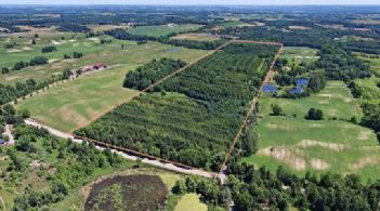 48.5 Acres, Schomberg - Country Homes for sale and Luxury Real Estate in Caledon and King City including Horse Farms and Property for sale near Toronto