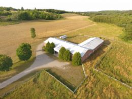 Stable and Storage Buildings - Country homes for sale and luxury real estate including horse farms and property in the Caledon and King City areas near Toronto