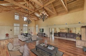 Great Room & Kitchen - Country homes for sale and luxury real estate including horse farms and property in the Caledon and King City areas near Toronto