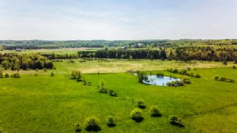 Willoughby Farm, Caledon, Ontario - Country homes for sale and luxury real estate including horse farms and property in the Caledon and King City areas near Toronto