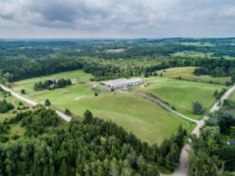 Schomberg Horse Farm - Country Homes for sale and Luxury Real Estate in Caledon and King City including Horse Farms and Property for sale near Toronto