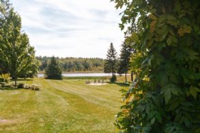View from Pergola - Country homes for sale and luxury real estate including horse farms and property in the Caledon and King City areas near Toronto