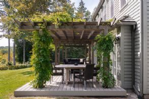 Pergola - Country homes for sale and luxury real estate including horse farms and property in the Caledon and King City areas near Toronto