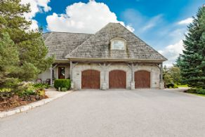 3 Car Heated Garage - Country homes for sale and luxury real estate including horse farms and property in the Caledon and King City areas near Toronto