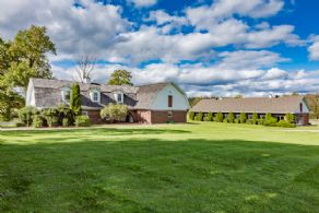 Stable - Country homes for sale and luxury real estate including horse farms and property in the Caledon and King City areas near Toronto