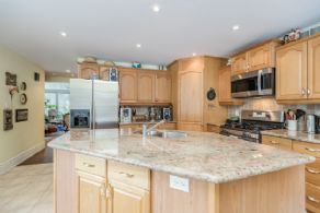 2nd Kitchen - Country homes for sale and luxury real estate including horse farms and property in the Caledon and King City areas near Toronto