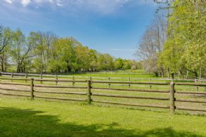Fenced Acreage - Country homes for sale and luxury real estate including horse farms and property in the Caledon and King City areas near Toronto