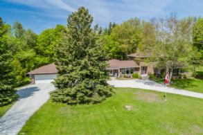 House on Acreage - Country homes for sale and luxury real estate including horse farms and property in the Caledon and King City areas near Toronto