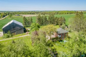 Brook Farm, East Garafraxa, Ontario - Country homes for sale and luxury real estate including horse farms and property in the Caledon and King City areas near Toronto