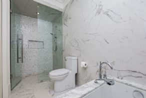Semi En Suite Bathroom - Country homes for sale and luxury real estate including horse farms and property in the Caledon and King City areas near Toronto