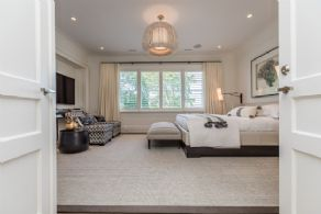 Master Suite with 2 Walk-ins and 2 Bathrooms - Country homes for sale and luxury real estate including horse farms and property in the Caledon and King City areas near Toronto