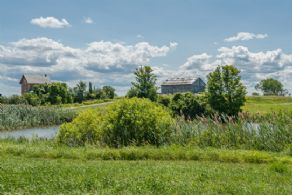 Original Farm Buildings - Country homes for sale and luxury real estate including horse farms and property in the Caledon and King City areas near Toronto
