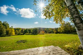 View to West - Country homes for sale and luxury real estate including horse farms and property in the Caledon and King City areas near Toronto