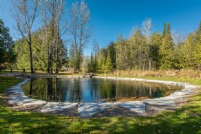 Sixth Line Ranch, Erin, Ontario - Country homes for sale and luxury real estate including horse farms and property in the Caledon and King City areas near Toronto
