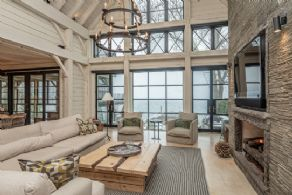 Big Cedar Point, Lake Simcoe, Ontario - Country homes for sale and luxury real estate including horse farms and property in the Caledon and King City areas near Toronto