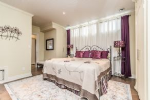 3rd Bedroom with En Suite - Country homes for sale and luxury real estate including horse farms and property in the Caledon and King City areas near Toronto