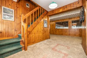 Stairs to Lounge - Country homes for sale and luxury real estate including horse farms and property in the Caledon and King City areas near Toronto