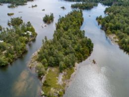 Dixon Island & Dixon Islet, Frederic Inlet - Country Homes for sale and Luxury Real Estate in Caledon and King City including Horse Farms and Property for sale near Toronto