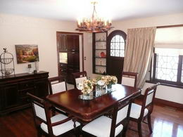 Dining Room - Dining Room with walk-out to deck & picture window - Country homes for sale and luxury real estate including horse farms and property in the Caledon and King City areas near Toronto