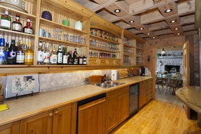 Butler Pantry - Country homes for sale and luxury real estate including horse farms and property in the Caledon and King City areas near Toronto