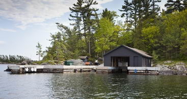 Second Boat House - Country homes for sale and luxury real estate including horse farms and property in the Caledon and King City areas near Toronto