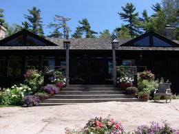 Main Lodge - Country homes for sale and luxury real estate including horse farms and property in the Caledon and King City areas near Toronto